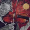 F. Boccalon- La violinista